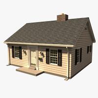 One Story House A1008A