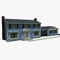 Two Story House A1008I