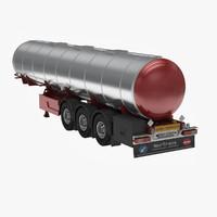 Tank Truck Trailer