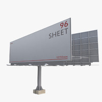 Billboard Sheet 96