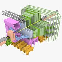 Large Hadron Collider (LHC) - LHCb