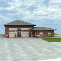 lwo firehouse building
