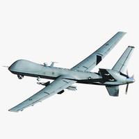 MQ-9 Reaper UAV Drone