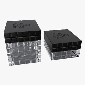 irma scatola-box 3d model