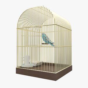 max cage bird cells