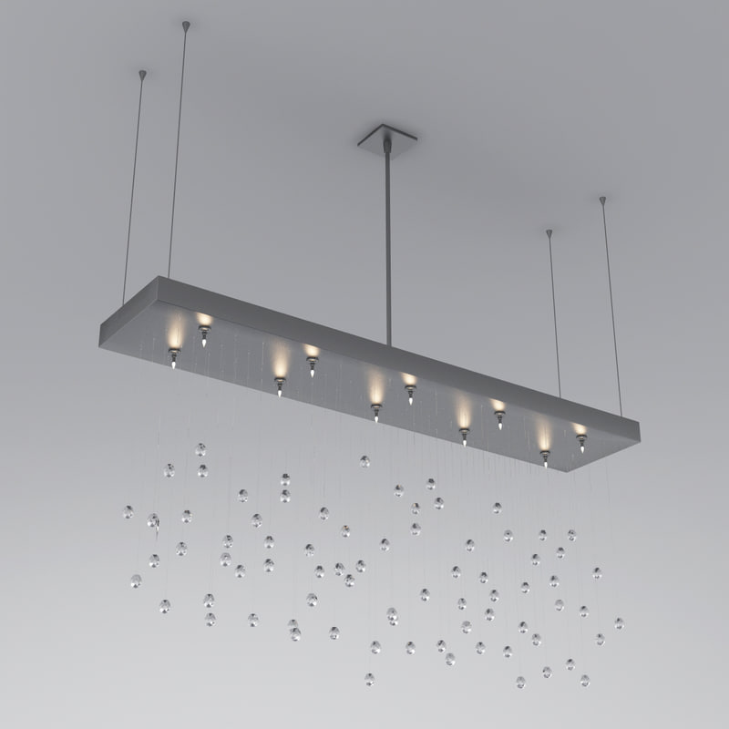 3ds max sprankling avenue lamp