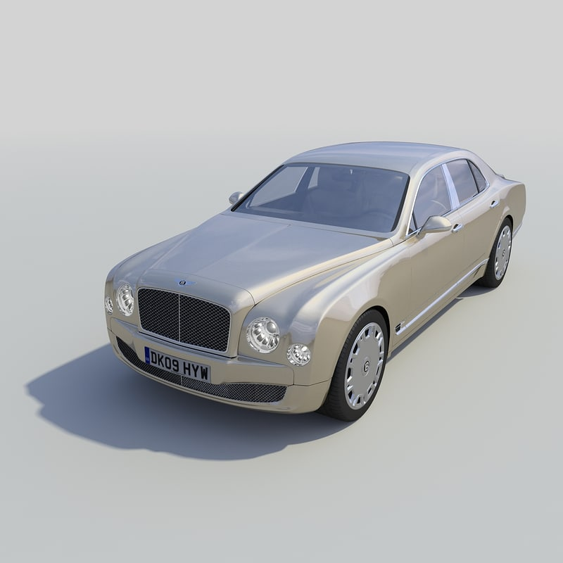 bentley mulsanne 2011 max