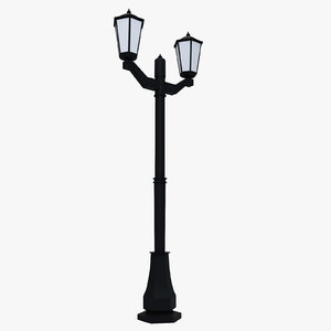 max lamppost street old