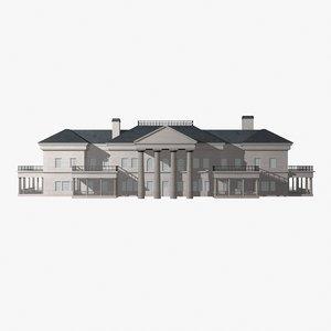 mansion home 3d 3ds