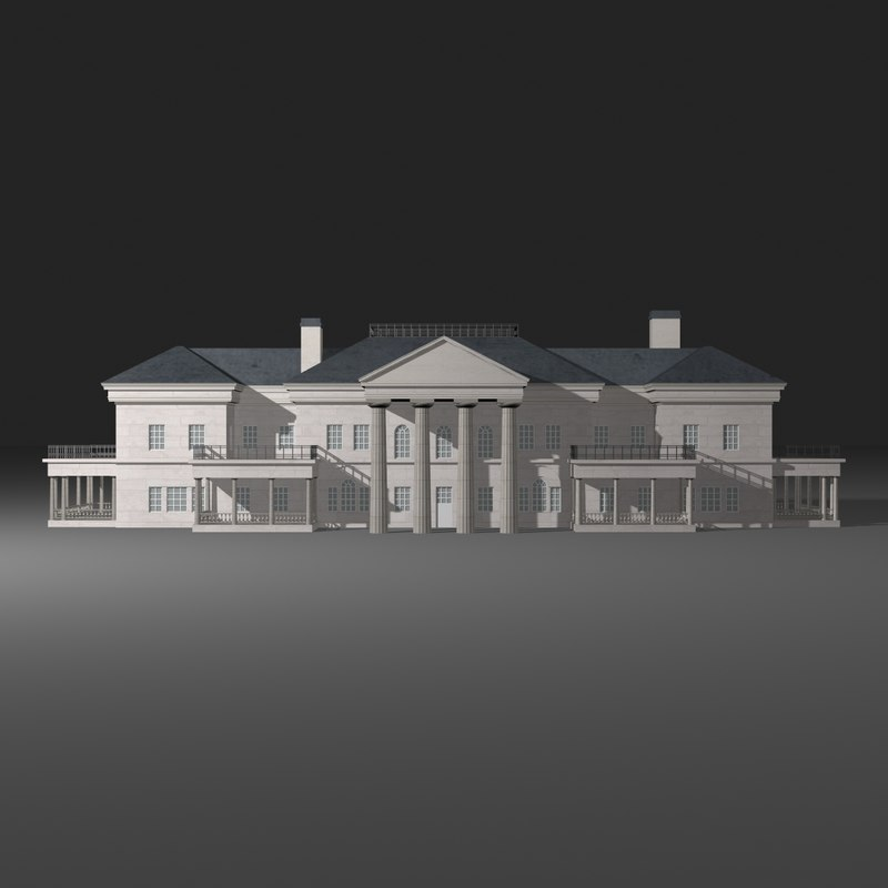mansion home 3d 3ds