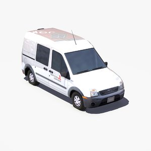 3d connect van
