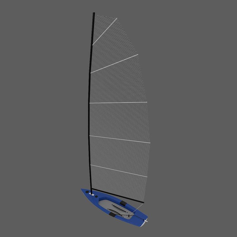 finn - 3d model