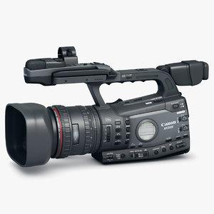 3d model Camera Canon