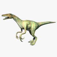 3ds adasaurus dinosaur