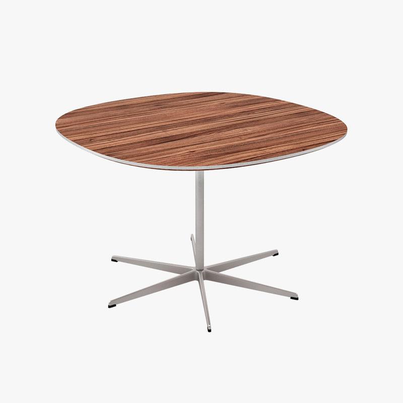 tables designed arne 3d model
