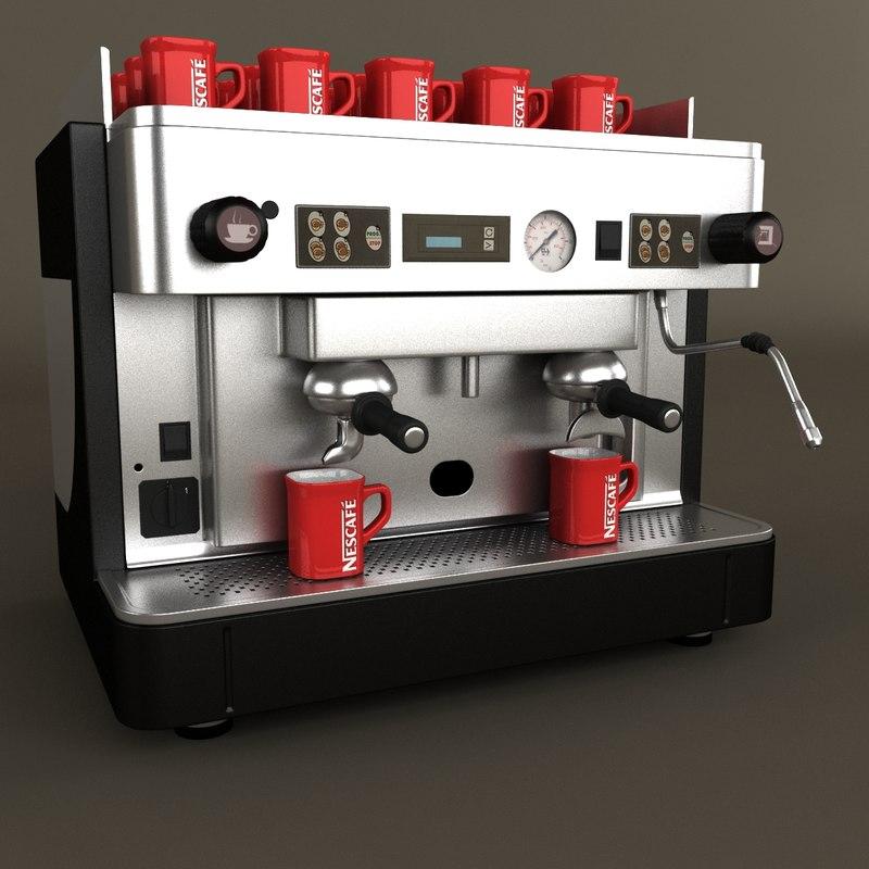 coffeemaker modeled max