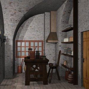 alchemist workshop 3ds