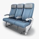 passenger chair 3D models