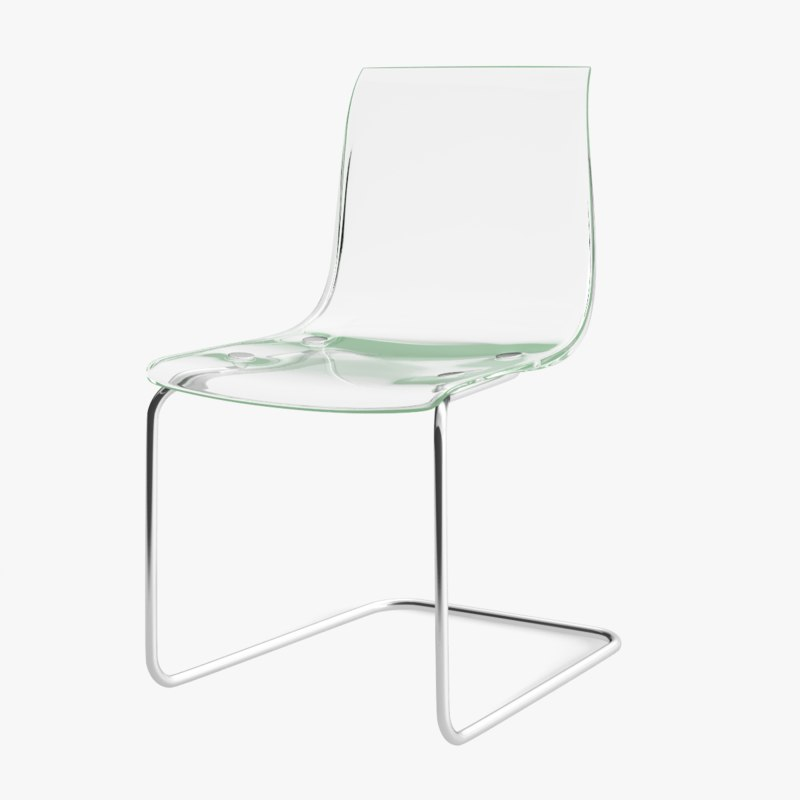 3ds max chair ikea