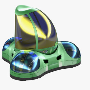 future tri-car obj