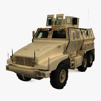 BAE Caiman Armored Vehicle 2