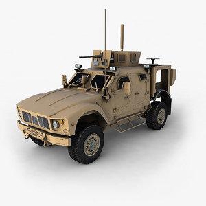 3d model m-atv