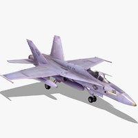 F18C Hornet Aircraft