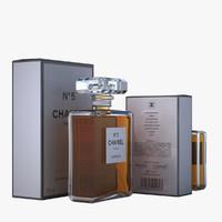 Chanel - N°5 perfume