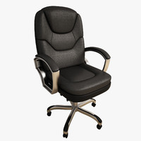 modern office armchair 3d max