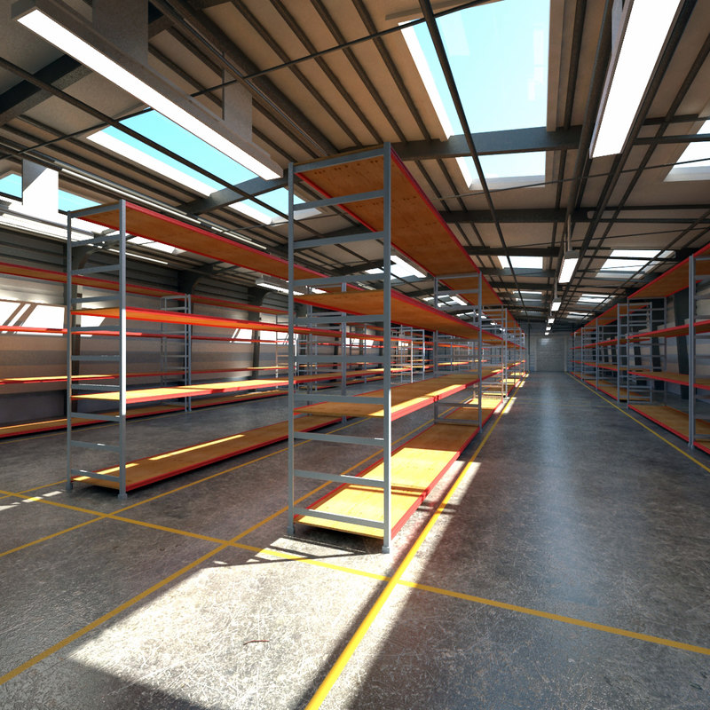 3d max st warehouse