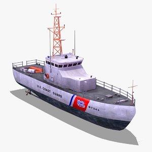 coast guard patrol boat 3ds