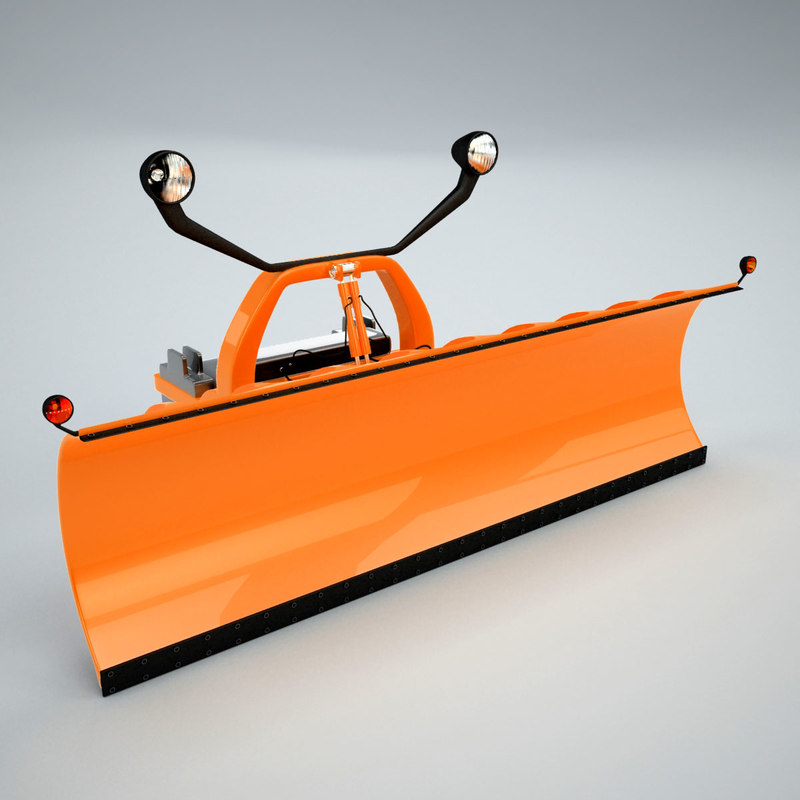 snowplow attachment 3ds