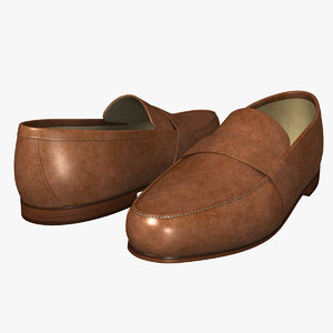 men dress shoes 3d ma