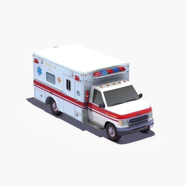 max e350 ambulance