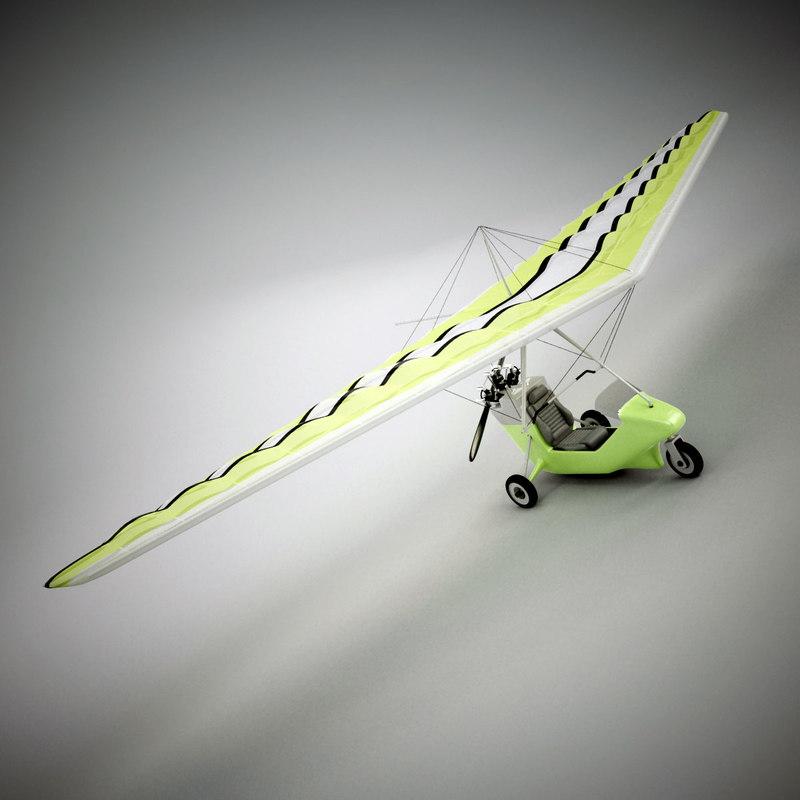 3d moto glider
