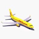 Boeing 737-800 3D models