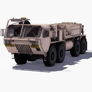 oshkosh hemtt 3d model
