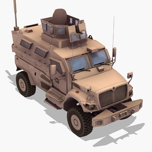 lightwave maxxpro mrap vehicle