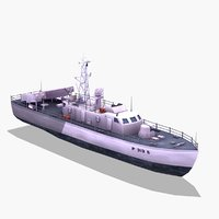 Thondor FAC Missile Boat