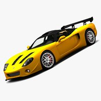 factory gen 2 gtm 3d model