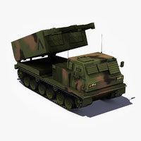 max m270 mlrs army artillery