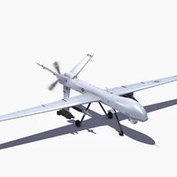 MQ9 Reaper UCAV Drone