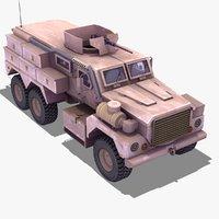 MRAP Cougar CATII 6x6