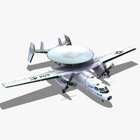 E2C Hawkeye AWACS