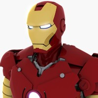 Ironman Mark III Armour