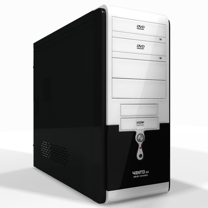 max computer case asus ta-661