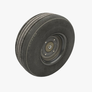3d helicopter wheel