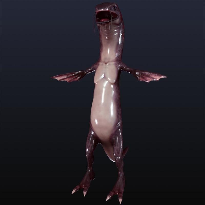 amphibian alien ma
