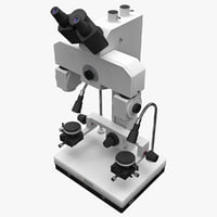 radical microscope 3d 3ds