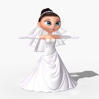 Cartoon_Bride